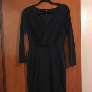 Navy H&M Dress size Small
